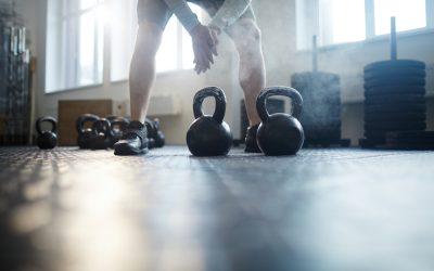 Kako dizati utege