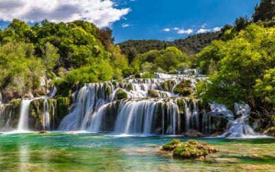 Kako doći do slapova krke